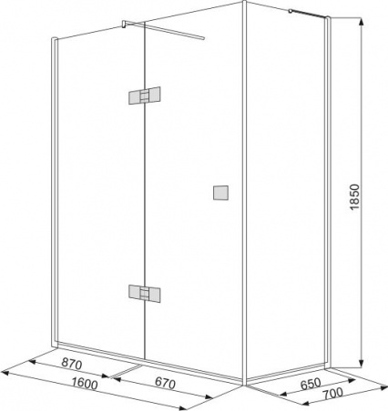 составами размеры дверей в душевую кабину Для мам